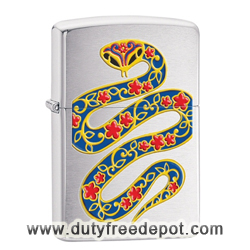 Zippo  28456 Year of the Snake 2013 Pocket Lighter