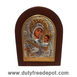 Icon Silver Plate By Religious Gifts