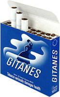 Monte Carlo blue ice cigarettes