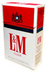 20 Cartons of  L&M Box Cigarette Made in Switzerland
