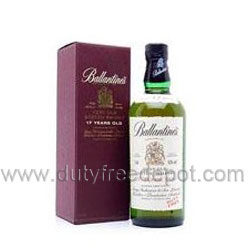 Ballantines 17 Years Old Whisky (700 ml.) With Gift Box