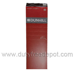 6 Cartons of Dunhill Red (Button Red) King Size Filter Cigarettes