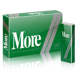 Cigarettes Captain Black price per pack in Oklahoma