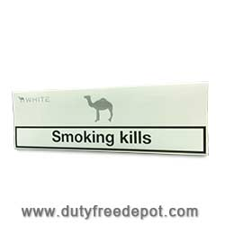 20 Cartons of Camel White Cigarettes