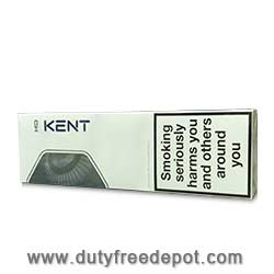 20 Cartons of Kent Silver HD King Size Hard Pack