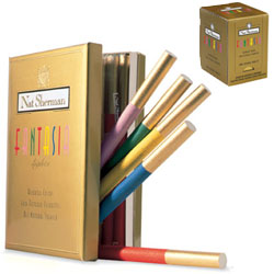 20 Cartons of 100 Cigarettes Nat Sherman Fantasia