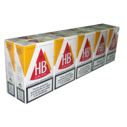 20 Cartons Of HB Cigarettes