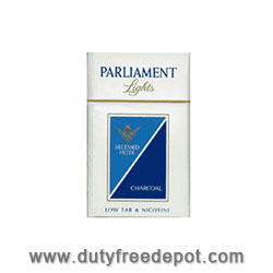 20 Cartons of Parliament Blue King Size Cigarettes