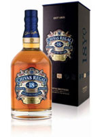 Chivas Regal 18 Y.O. Whisky (750 ml.) With Gift Box