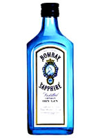 Bombay Sapphire Dry Gin  47% (1L)