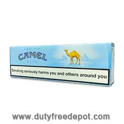 10 Cartons of Camel Blue Subtle Flavour Box Cigarettes