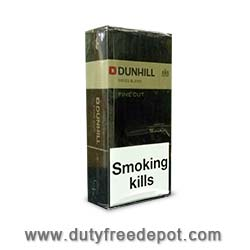 10 Cartons of Dunhill Fine Cut Black