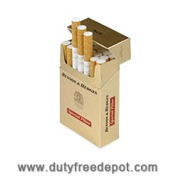 10 Cartons of Benson & Hedges Special Filter King Box Cigarettes