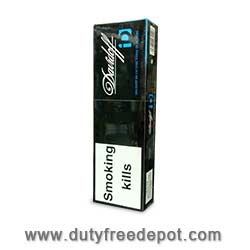 10 Cartons of Davidoff ID Blue King Size Cigarettes