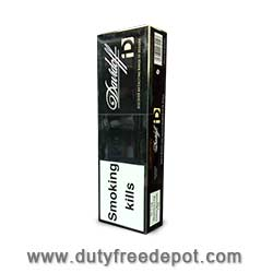 10 Cartons of Davidoff ID Ivory King Size Cigarettes