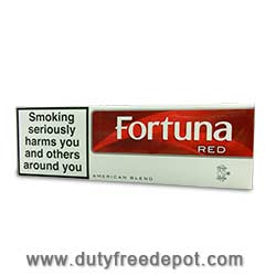 10 Cartons of Fortuna Red Cigarette