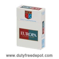 10 Cartons of Europa Cigarettes