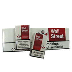 Special Promotion: 6 Cartons Of Wall Street Original Cigarette