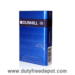 6 Cartons of Dunhill Fine Cut Blue