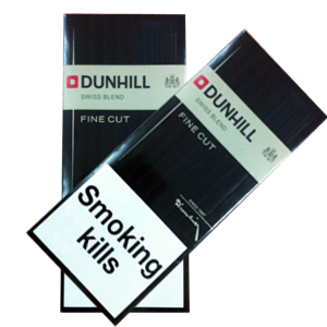 6 Cartons of Dunhill Fine Cut Black
