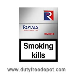6 Cartons Of  Royals Red Cigarettes