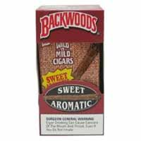Backwoods Aromatic cigars (8 packs of 5)