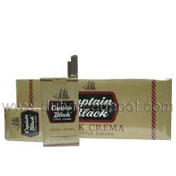 Cheap Captain Black Dark Crema (200 Little Cigars) – buy online ...