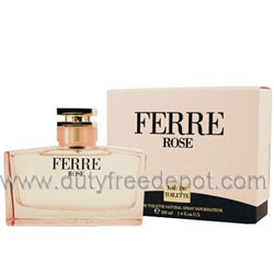 Ferre Rose Eau De Toilette Spray (100 ml./3.4 oz.)