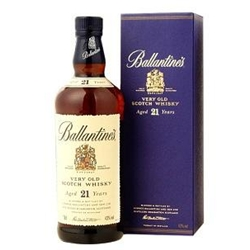 Ballantines 21 Years Old Whisky (700 ml) With Gift Box