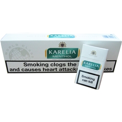 Price of UK slims cigarettes Gauloises