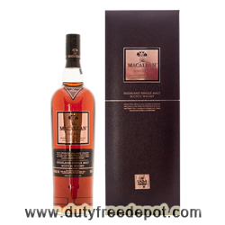 Macallan 1824 Oscuro Malt Whisky (700 ML) With Gift Box