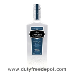 Bleu D'Argent London Dry Gin (700 ml)