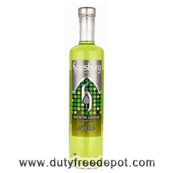 Hapsburg Absinthe Apple 33% (70 CL)