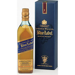 Johnnie Walker Blue Label Whiskey (20 CL .)