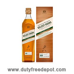 Johnnie Walker Select Casks Rye Finish 750 ML