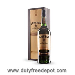 Jameson Irish Gold Whiskey (700 ml.) With Gift Box