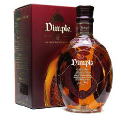 Dimple 15 Y.O. Whisky (1L) With Gift Box
