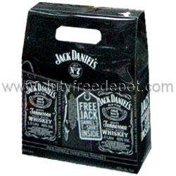 Jack Daniel`s Gift Pack ( 2 X 1 LT  ) With Gift Box