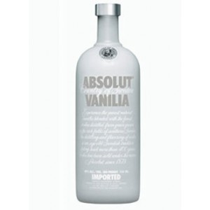 Absolut Vanilia Vodka  40%(1L)