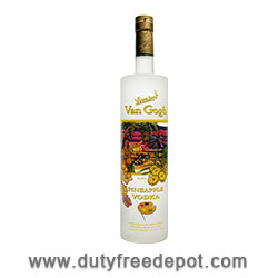 Van Gogh Pineapple Vodka 75CL