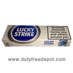 Cigarettes pack month