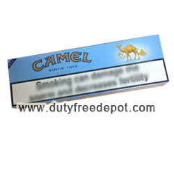 Camel Blue Subtle Flavour Box Cigarettes