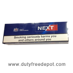 Next Blue King Size Cigarettes