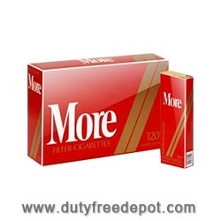 Special Price-More International 120s Cigarette