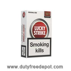 American cigarettes Vogue sale United Kingdom