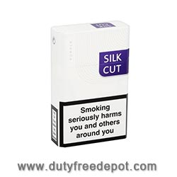 Silk Cut Purple King Size Cigarette