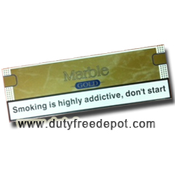 Marble Gold Cigarettes