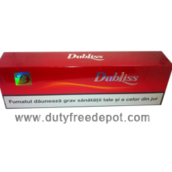 Dubliss Red King Size Cigarettes