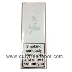 Gala Super Slim White Cigarettes