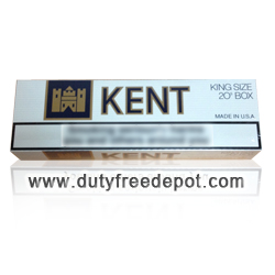 Kent King Size Cigarettes (Old Design)